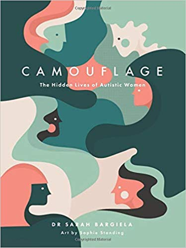 Camouflage book cover